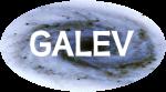 GALEV logo